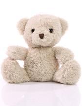 MiniFeet® Soft Plush Teddy Merle