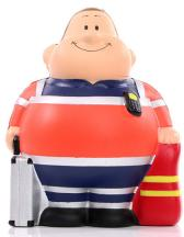SQUEEZIES® Ambulance Officer Bert®
