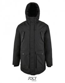 Mens Warm And Waterproof Jacket Ross